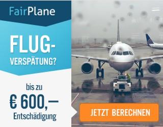 Flug Entschädigung